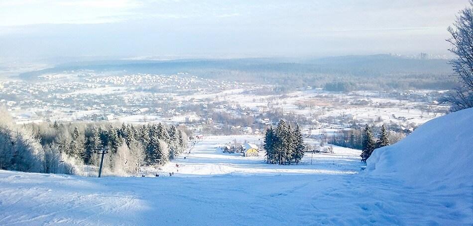 Буковиця — гірськолижний курорт біля Східниці