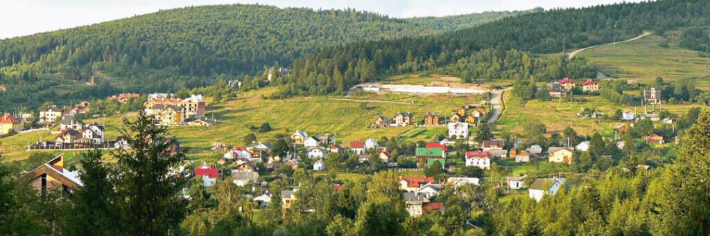 Відпочинок в Східниці - прекрасне місце українських Карпат